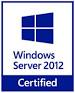 Certified For Windows 2012